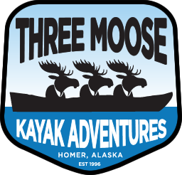 Three Moose Kayak Adventures - Homer, Alaska
